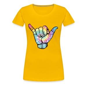 Hang Loose - Women's Premium T-Shirt