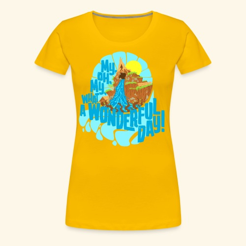 splashMT2 - Women's Premium T-Shirt