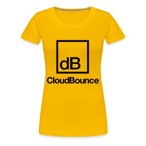BoxBounce - Women's Premium T-Shirt