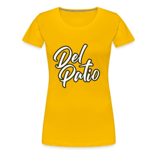 Delpatio - Women's Premium T-Shirt