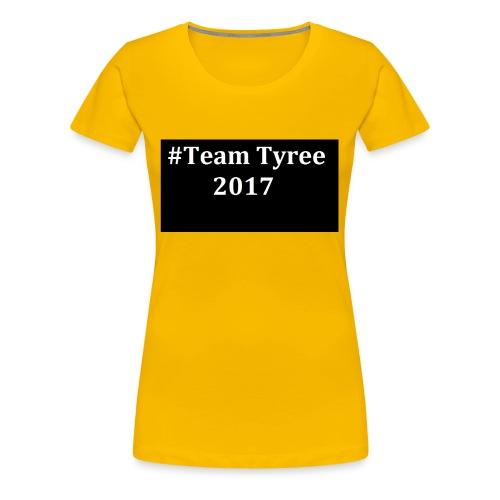 Team_tyree - Women's Premium T-Shirt