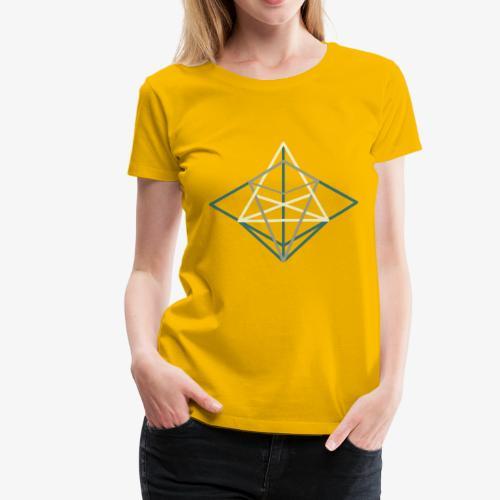 Bluetriangle - Women's Premium T-Shirt