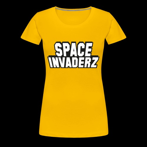 Space Invaderz - Women's Premium T-Shirt