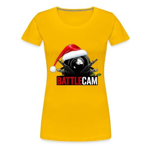Battlecam_logo - Women's Premium T-Shirt