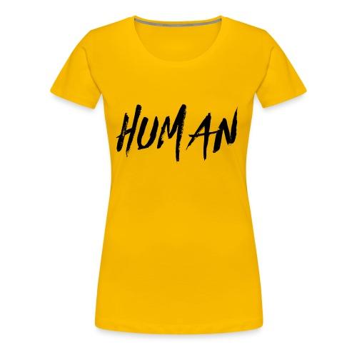 HUMAN STORES - Women's Premium T-Shirt