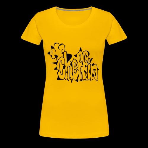 Cheffin - Women's Premium T-Shirt