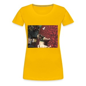 7450656E 3929 4E11 81B4 8BBFD89DC1B0 - Women's Premium T-Shirt