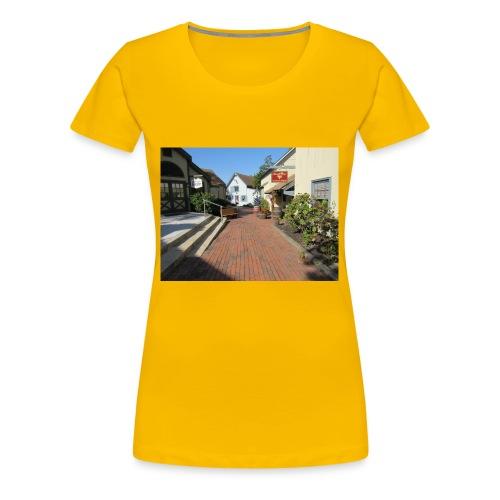 Historic Village - Women's Premium T-Shirt