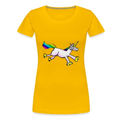 Unicorn Dance Party - Women's Premium T-Shirt