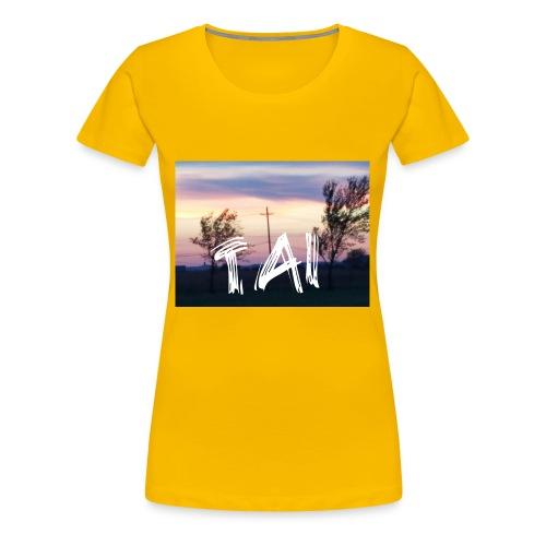 Positively Dreaming - Women's Premium T-Shirt