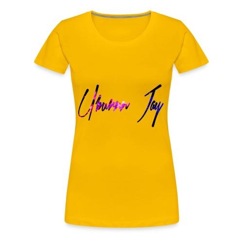 UJ Galaxy - Women's Premium T-Shirt