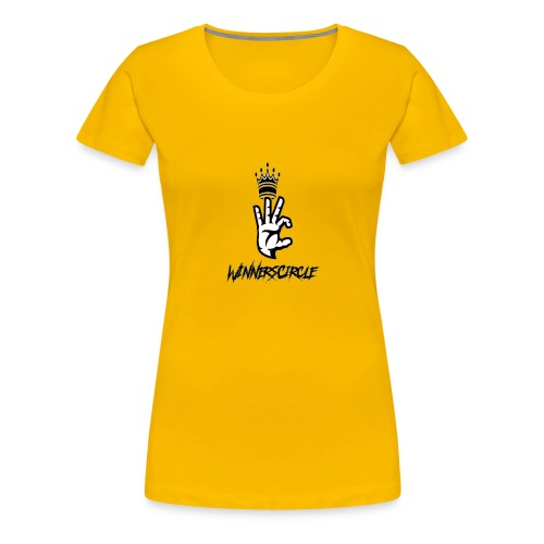 WinnersCircle - Women's Premium T-Shirt