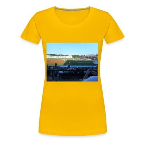Bethpage Ballpark East Islip, NY - Women's Premium T-Shirt