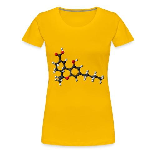 THC 3D balls - Women's Premium T-Shirt