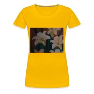 Spring Cluster - Women's Premium T-Shirt