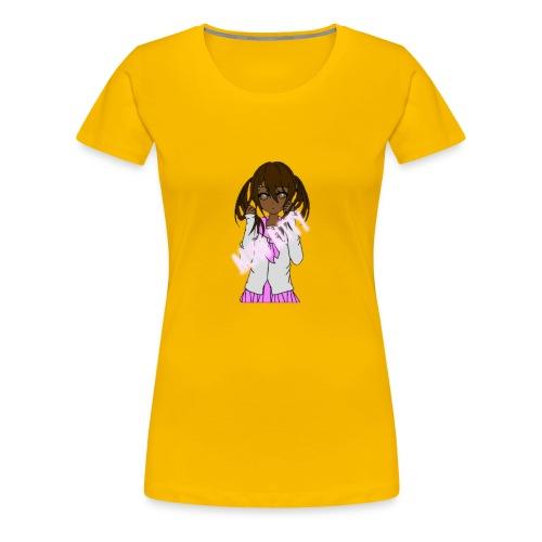 Alien Kitty's Attire - Women's Premium T-Shirt