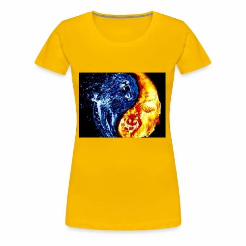 Yin & Yang - Women's Premium T-Shirt