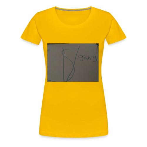 Sv gang kids hoodie - Women's Premium T-Shirt