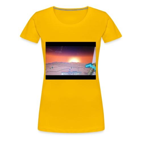 16654B5B 6813 4726 A1BB 7E769CCF727A - Women's Premium T-Shirt