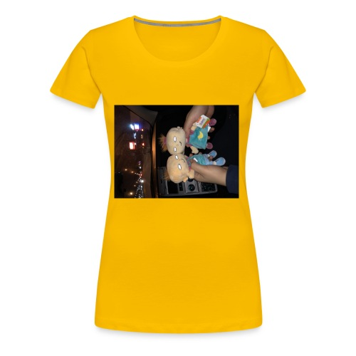 rugrats are my favorite - Women's Premium T-Shirt