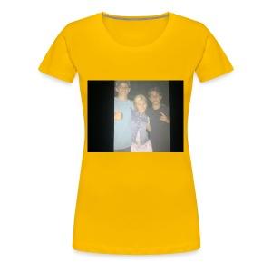 551BC47F 4EDD 495D A2BA 0B76E200EB28 - Women's Premium T-Shirt