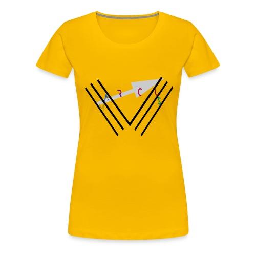 MARCUS UPWARDS - Women's Premium T-Shirt