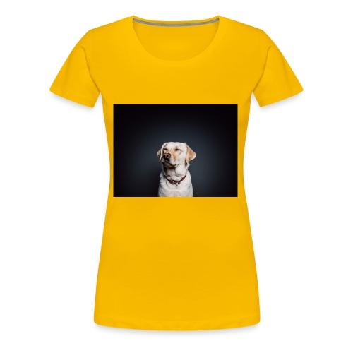 554BE8AC 7F28 457C ABBD EC6387FAEB7E - Women's Premium T-Shirt