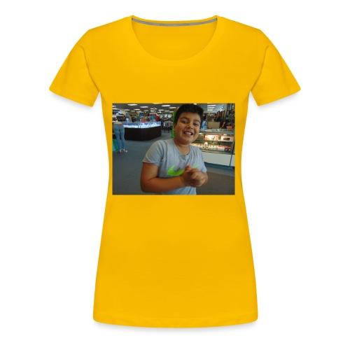 DSC00053 - Women's Premium T-Shirt