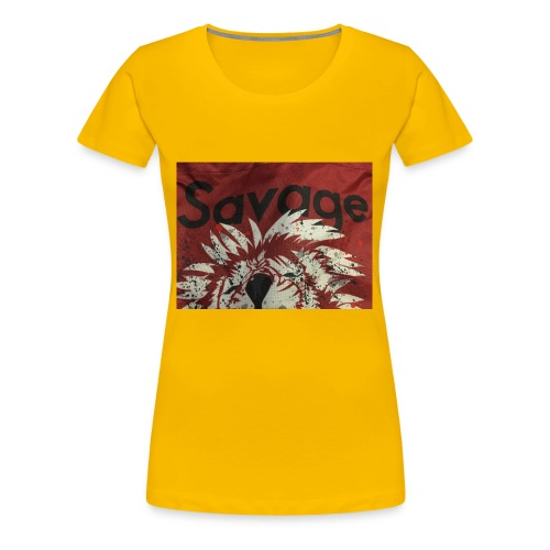 Savage merch 🔥🔥 - Women's Premium T-Shirt