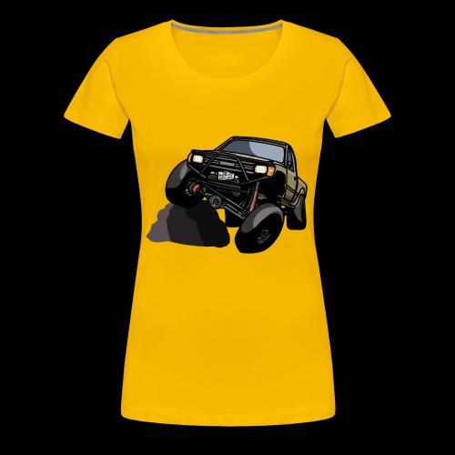 The Jalopy No BG - Women's Premium T-Shirt