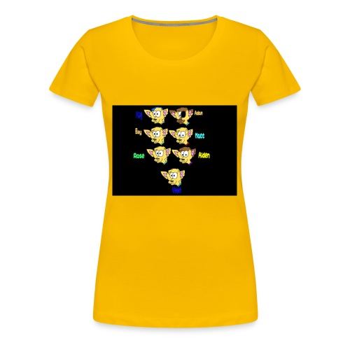 Next Gen Reffs - Women's Premium T-Shirt