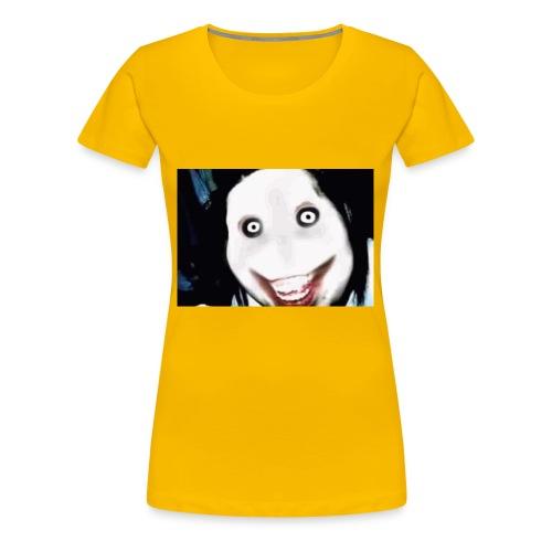 Jeff the Killer - Women's Premium T-Shirt
