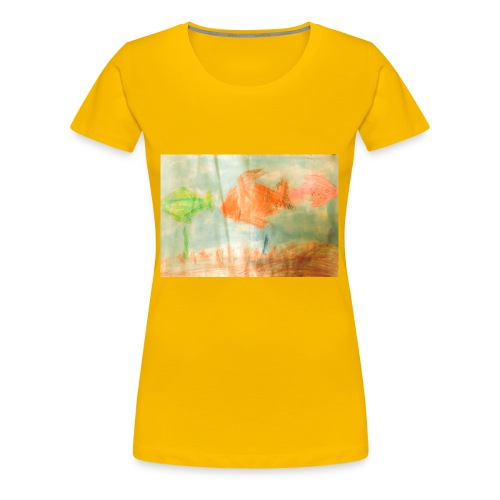 Autumn Sea - Women's Premium T-Shirt