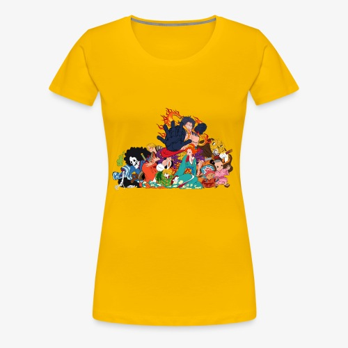 Zou! - Women's Premium T-Shirt