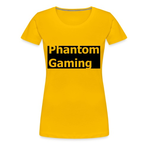Phantom Shirt No.4 | New Logo Design - Women's Premium T-Shirt
