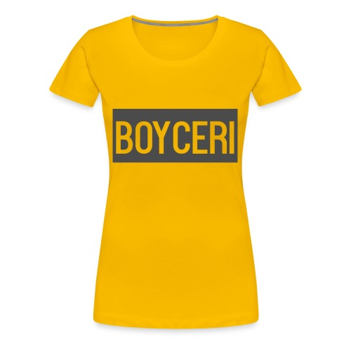 boyceri - Women's Premium T-Shirt
