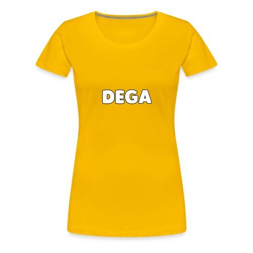 dega shirt - Women's Premium T-Shirt