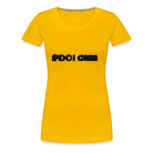 Pooi Clan 2 - Women's Premium T-Shirt