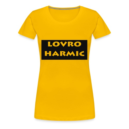 Lovro STUFF - Women's Premium T-Shirt