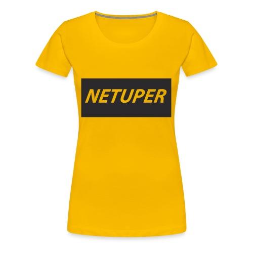 Netuper - Women's Premium T-Shirt