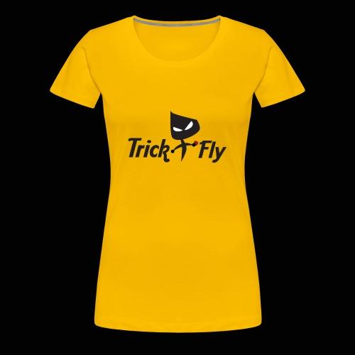 logo_T2F_b - Women's Premium T-Shirt