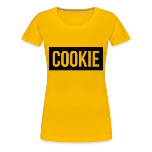 CookieShirtLogo - Women's Premium T-Shirt