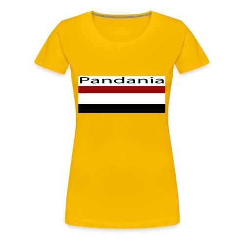 PandanianMilitary - Women's Premium T-Shirt
