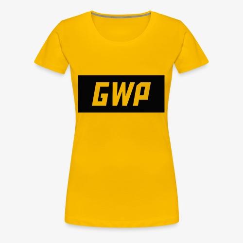 GWP SHIRT - Women's Premium T-Shirt
