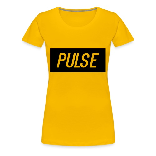 Pulse box logo - Women's Premium T-Shirt