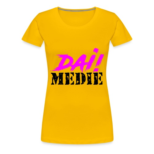 dia medie - Women's Premium T-Shirt