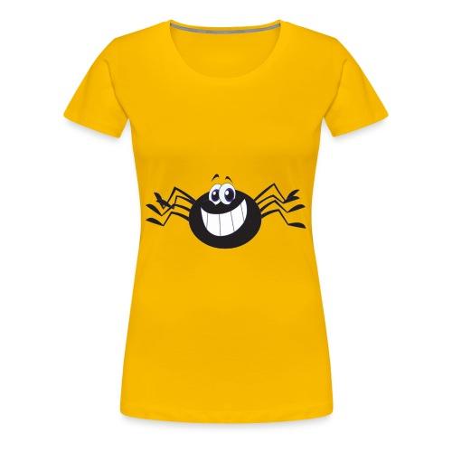 JoyousSpider - Women's Premium T-Shirt