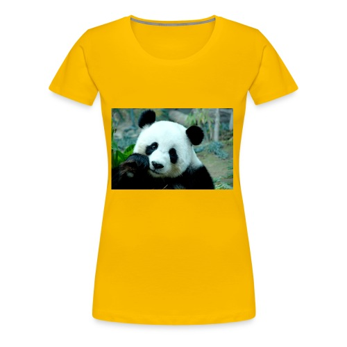Panda lovers - Women's Premium T-Shirt