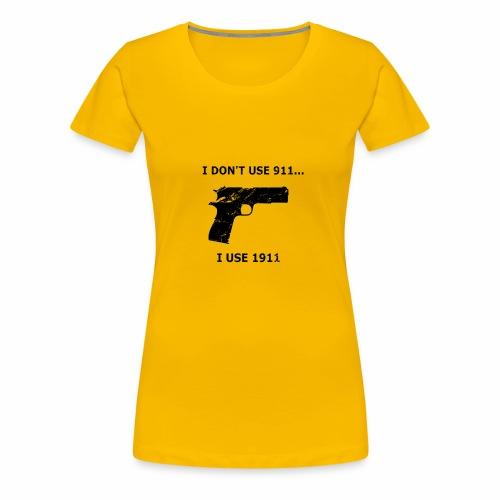1911 distressed - Women's Premium T-Shirt