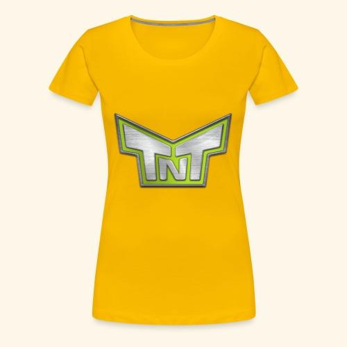 Dynamite Vlogs - Women's Premium T-Shirt